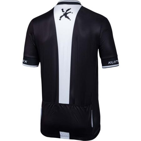 Men's cycling jersey with a sublimation print - Klimatex ANIS - 2