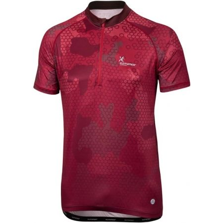 Men's cycling jersey with a sublimation print - Klimatex RIKI - 1