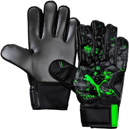 Juniorské brankárske rukavice - Puma FUTURE GRIP 19.4 - 1