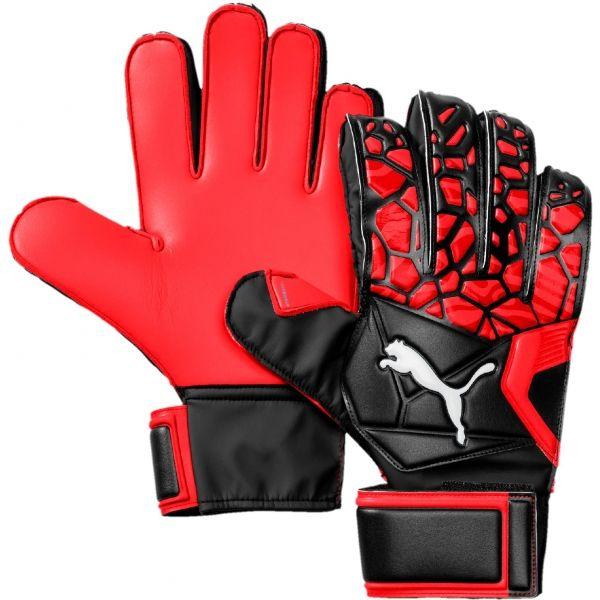 Puma FUTURE GRIP 19.4 černá 7 - Juniorské brankářské rukavice