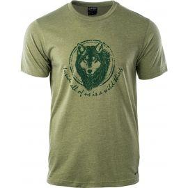 Hi-Tec LUPUS - Tricou de bărbați