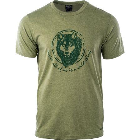 Tricou de bărbați - Hi-Tec LUPUS - 1