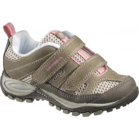 Dětská treková obuv - Merrell CHAMELEON 4 VENTILATOR STRAP KIDS - 1 8fce93d7f13