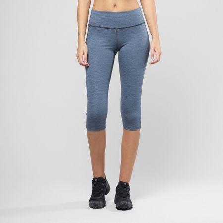 Dámské běžecké kalhoty - Salomon AGILE MID TIGHT W - 2