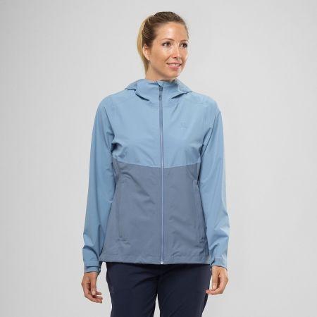Dámská outdoorová bunda - Salomon LA COTE FLEX 2.5 JKT W - 2