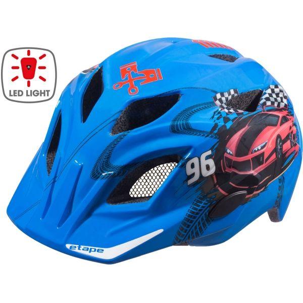 Etape PLUTO LIGHT kék (48 - 52) - Kerékpáros sisak gyerekeknek