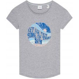 O'Neill LW LET ME GET GRAPHIC  T-SHIRT - Dámské tričko