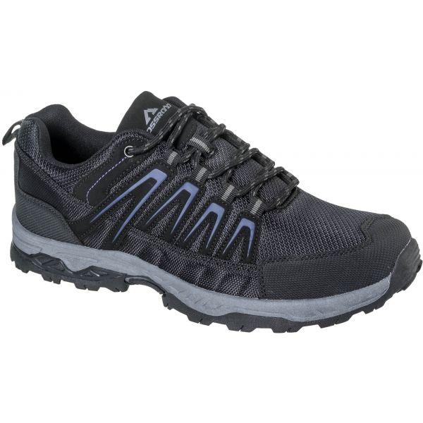 Crossroad DION šedá 46 - Pánská treková obuv
