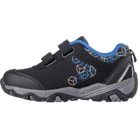 Kids' trekking shoes - Crossroad DIAMS - 4
