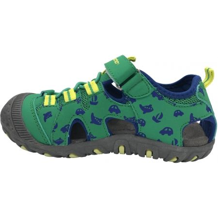 Detské sandále - Crossroad MUGEN - 4