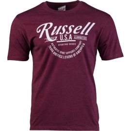 Russell Athletic TRACK AND FIELD - Tricou de bărbați