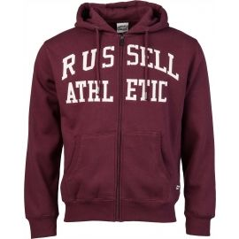 Russell Athletic ZIP THROUGH TACKLE - Men's sweatshirt