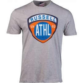 Russell Athletic SHIELD TEE - Мъжка тениска