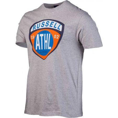 Pánské tričko - Russell Athletic SHIELD TEE - 2