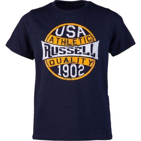 Russell Athletic CHLAPČENSKĚ TRIČKO BASKETBALL - Chlapčenské tričko
