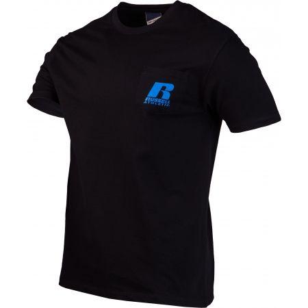 Tricou de bărbați - Russell Athletic POCKET TEE - 2