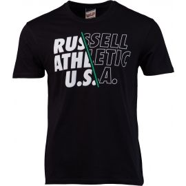 Russell Athletic BACKSLASH - Pánske tričko