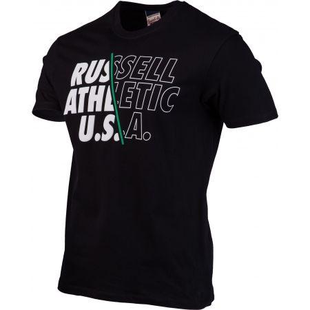 Pánské tričko - Russell Athletic BACKSLASH - 2