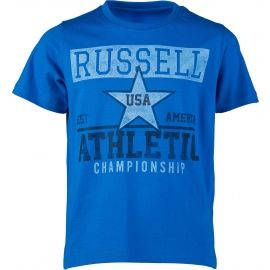 Russell Athletic BOYS' T-SHIRT CHAMPIONSHIP - Boys' T-shirt