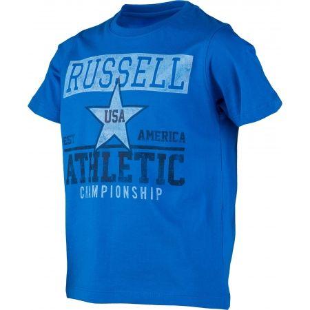 Chlapčenské tričko - Russell Athletic CHLAPČENSKÉ TRIČKO CHAMPIONSHIP - 2