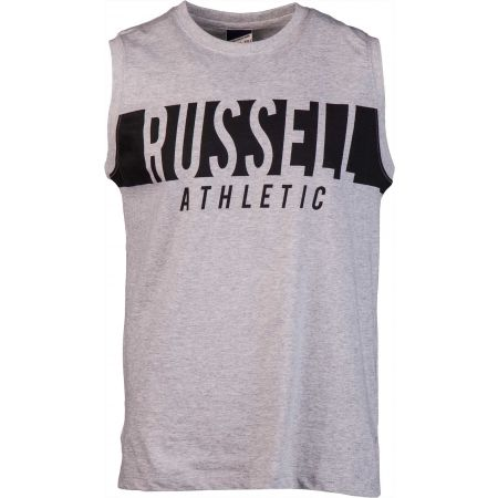 Russell Athletic BANDED PRONT - Men's tank top