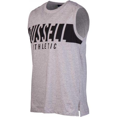 Pánské tílko - Russell Athletic BANDED PRONT - 2