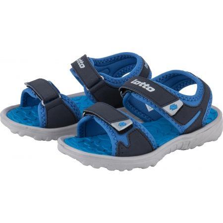 Detské sandále - Lotto LAS ROCHAS III CL - 2