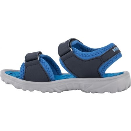 Detské sandále - Lotto LAS ROCHAS III CL - 4