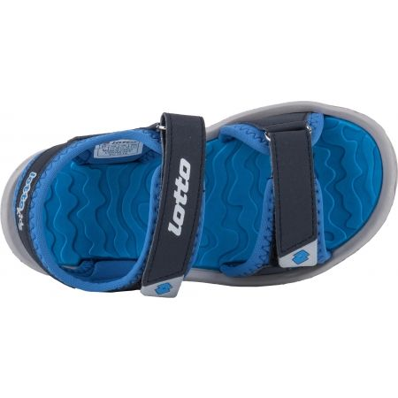 Detské sandále - Lotto LAS ROCHAS III CL - 5