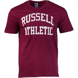 Russell Athletic CLASSIC S/S LOGO CREW NECK TEE SHIRT - Men's T-shirt