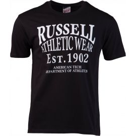 Russell Athletic AMERICAN TECH S/S CREWNECK TEE SHIRT