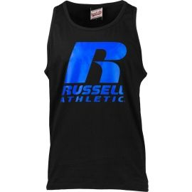 Russell Athletic LARGE PRINTED SINGLET - Men's tank top