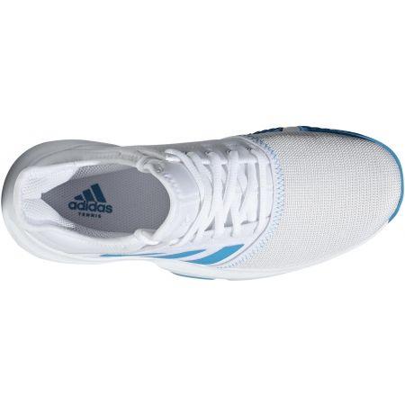 Încălțăminte de tenis damă - adidas GAMECOURT W - 4