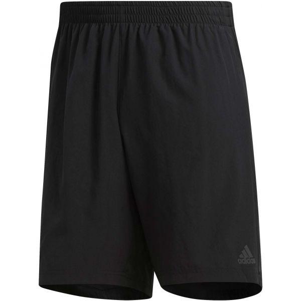 adidas OWN THE RUN SHORT 2 IN 1 czarny L - Spodenki sportowe męskie