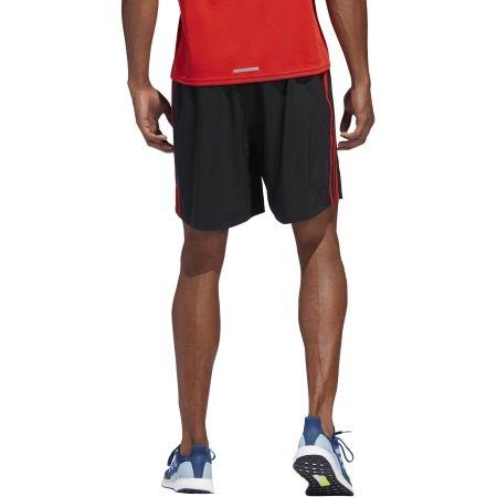 Pánské běžecké šortky - adidas RUN 3S SHO M - 6