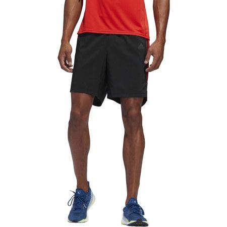Pánské běžecké šortky - adidas RUN 3S SHO M - 3