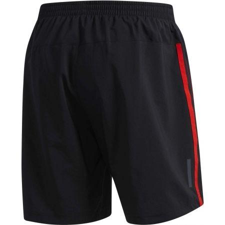 Pánské běžecké šortky - adidas RUN 3S SHO M - 2