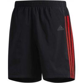 adidas RUN 3S SHO M - Pánske bežecké šortky