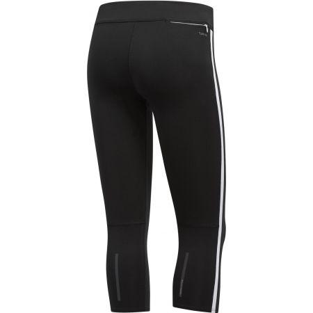 Dámské sportovní legíny - adidas RESPONSE 3/4 TIGHT WOMEN - 2