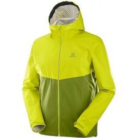 Salomon LA COTE FLEX 2.5 JKT M - Pánská outdoorová bunda