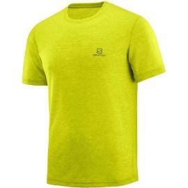 Salomon EXPLORE SS TEE M - Pánské outdoorové tričko