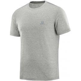 Salomon EXPLORE SS TEE M - Pánske outdoorové tričko