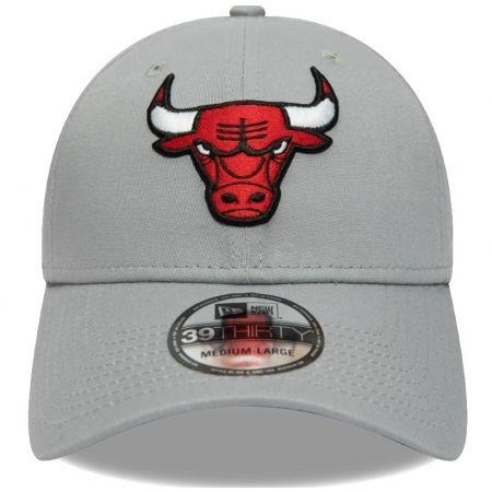 Pánská klubová kšiltovka - New Era 39THIRTY NBA TEAM CHICAGO BULLS - 2