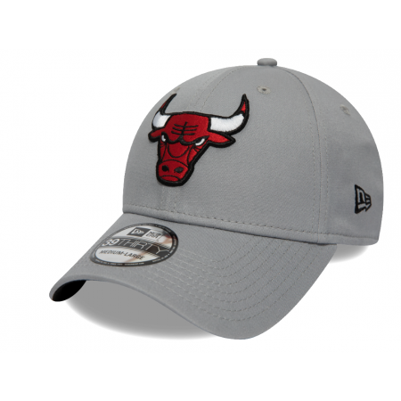 New Era 39THIRTY NBA TEAM CHICAGO BULLS - Czapka z daszkiem klubowa męska