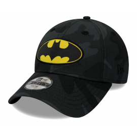 New Era 9FORTY KIDS CHARACTER BATMAN - Șapcă de băieți
