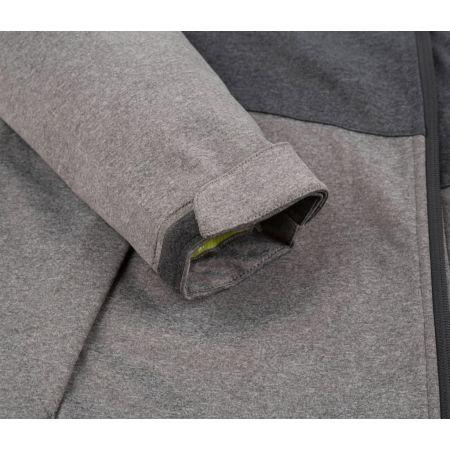 Pánská softshellová bunda - Loap LADEL - 5