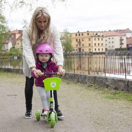 Детска тротинетка - Stiga MINI KID 3W - 3