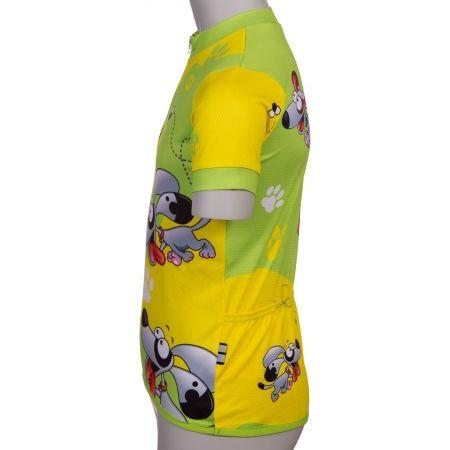 Детска фланелка за колоездене - Etape RIO - 3