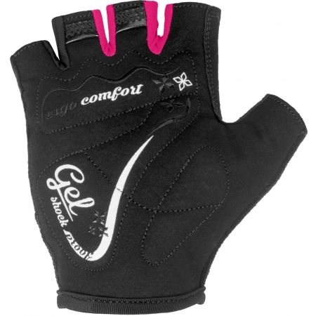 Women's cycling gloves - Etape AMBRA - 2