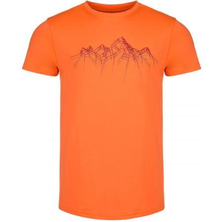 Loap METIS - Funkčné pánske tričko